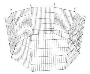 ideas for a rabbit run